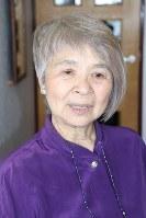 1964年東京パラリンピックの記憶をたどる吉田紗栄子さん=高橋秀明撮影