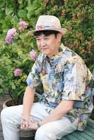 [1]パナマ帽(ハビック、8424円)とリボン(3240円)