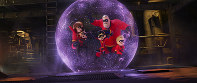 This image released by Disney Pixar shows a scene from