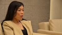 「高学歴モンスター」の著者で精神科医の片田珠美さん=2018年6月6日、今沢真撮影