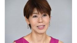 「残念な職場」の著者・河合薫さん=2018年5月29日、藤井太郎撮影