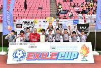 P.S.T.C.LONDRINA UMが、EXILE CUP 2018 関東大会1で初優勝を果たした