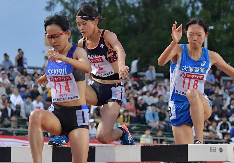 陸上:山県10秒05で優勝 日本選手権 [写真特集8/15] | 毎日新聞