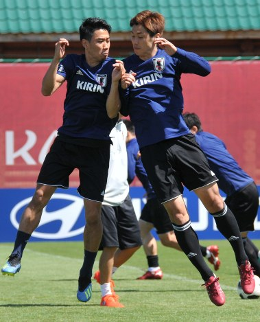 サッカー日本代表:対セネガル、...
