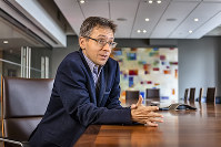 Ian Bremmer (Photo by Dirk Eusterbrock)