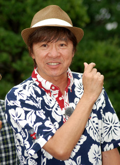The late singer Hideki Saijo, who passed away on May 16, 2018, at age 63. (Mainichi)