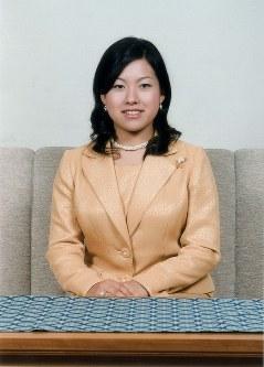 20歳を迎えた絢子さま=2010年9月、宮内庁提供