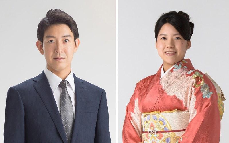 皇室:絢子さま、10月に結婚 高円宮家三女 会社員・守谷慧さんと ...