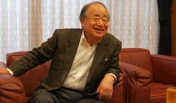 KADOKAWAの角川歴彦(つぐひこ)会長
