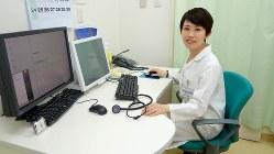 子どものころにおたふくかぜにかかり、ムンプス難聴を発症した医師の稲田美紀さん