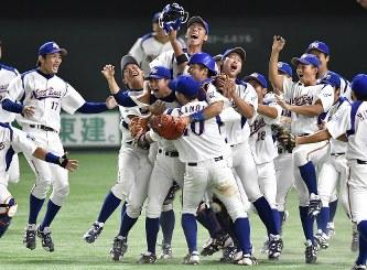第89回都市対抗野球:NTT東、連...
