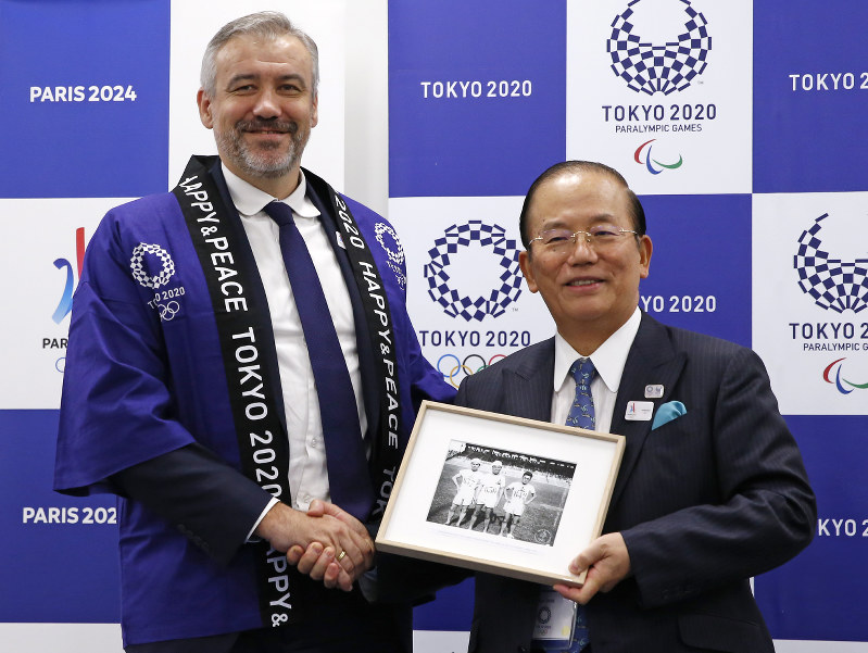 Organizers Of 2020 2024 Olympics Sign Cooperative Agreement The