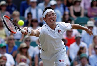 テニス:ウィンブルドン選手権 ...