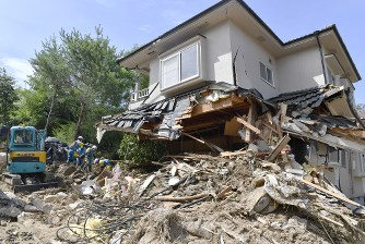 西日本豪雨:「特定非常災害」に...