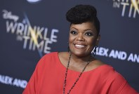 In this Feb. 26, 2018 file photo, Yvette Nicole Brown arrives at the world premiere of