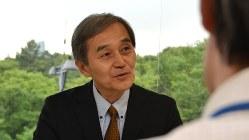 「定年準備」の著者、楠木新さん