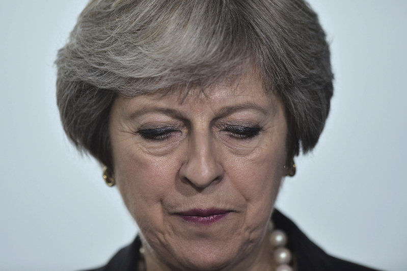Theresa May told to 'take control' over Northern Ireland