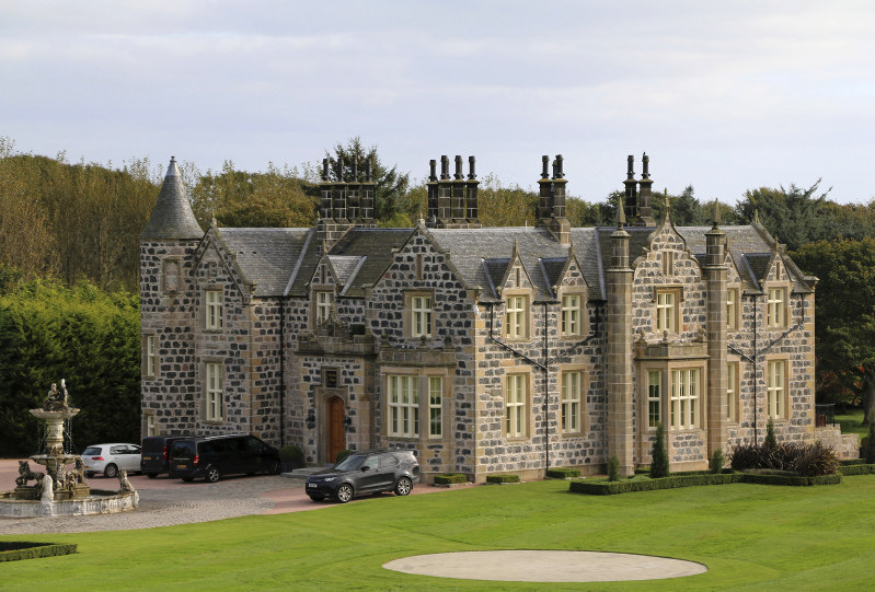 Trump Org Expands Investment In Controversial Scotland Golf Course