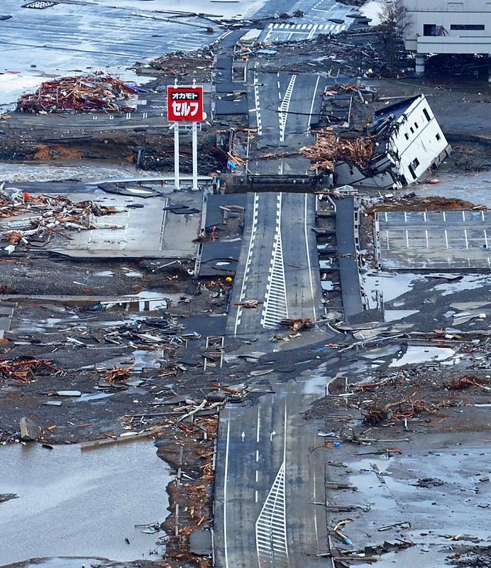 大震災 津波 被害 東日本