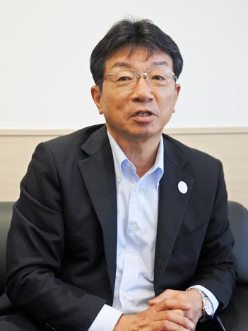 インタビュー・最前線:阪急阪神...