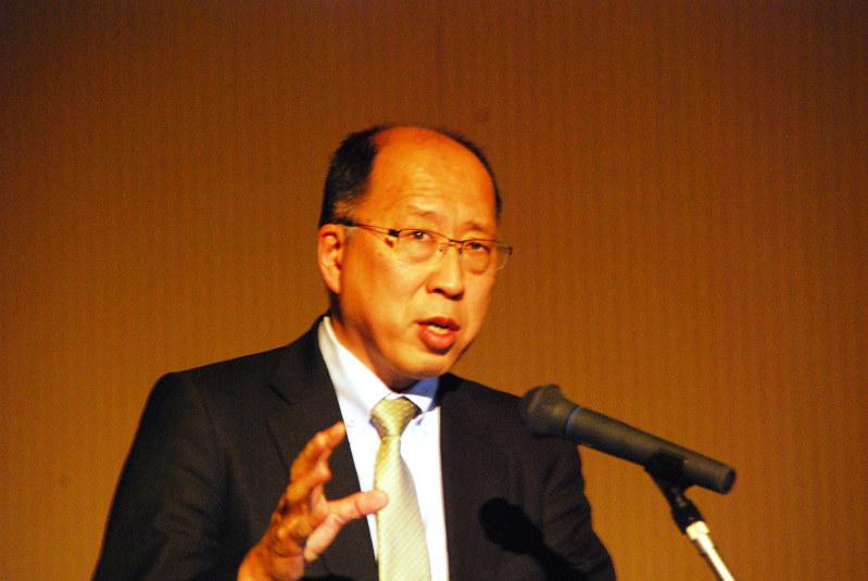 遠藤俊秀金融庁長官