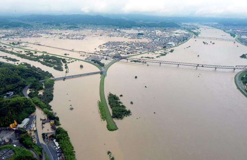 小田川改修で水位1.5m低下「減災できた」アクセスランキング編集部のオススメ記事