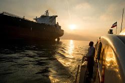 イラン産原油の行方は?(Bloomberg)