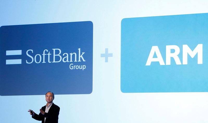ソフトバンクグループなど海外展開やM&Aを積極的に展開進めている企業はIFRSを採用している