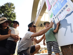 国内観測史上最高気温を記録した埼玉県熊谷市。日本列島は史上最も暑い夏になりそうだが、秋口の日本経済への影響が気になる