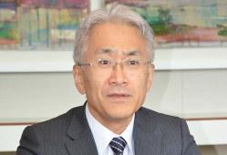 大村隆司執行役員・半導体担当常務補佐(毎日)