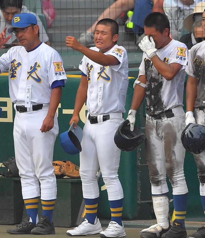 夏の高校野球:「日本一幸せなマネジャー」聖光学院・内山 - 毎日新聞