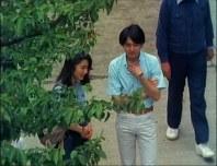 Prince Akishino (then Prince Aya) and Princess Kiko (then Kiko Kawashima) are seen at Mount Takao in Tokyo in May 1986. (Image courtesy of MBS)