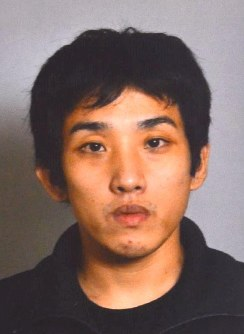 Junya Hida (Photo courtesy of Osaka Prefectural Police)