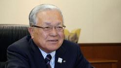 野村ホールディングス会長の古賀信行氏