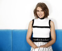 In this July 26, 2018 photo, actress Lauren Cohan poses for a portrait in New York to promote her film