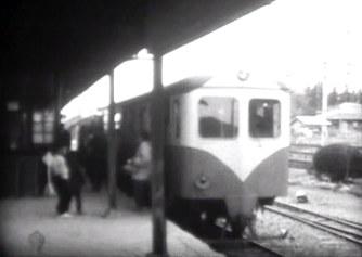 仙北鉄道:貴重な映像、登米市の...