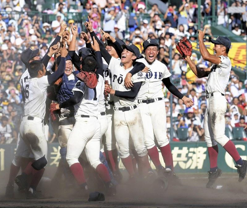 第100回全国高校野球:大阪桐蔭...
