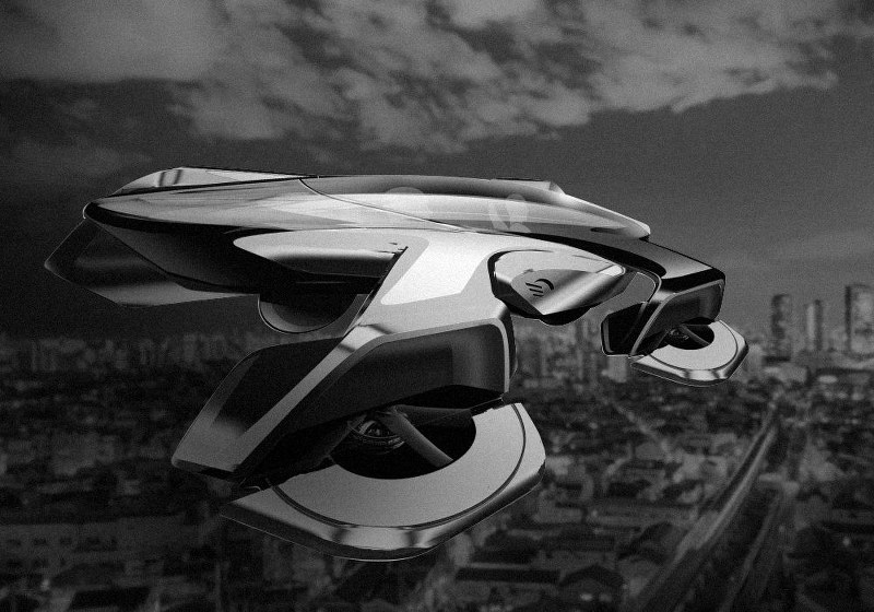 Japan Aims High To Have Flying Cars Hit The Skies In The 2020s The Mainichi
