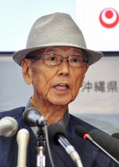 翁長雄志さん 67歳=沖縄県知事(8月8日死去)