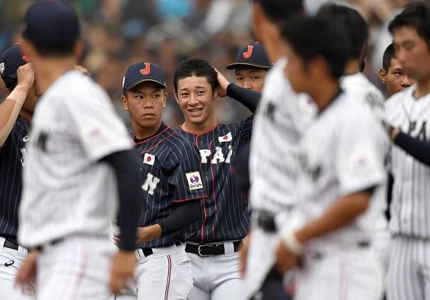アンダー 18 野球 日本 代表