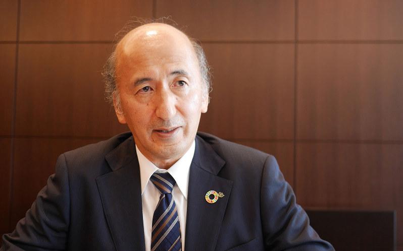 中曽宏・前日銀副総裁(大和総研理事長)(毎日)