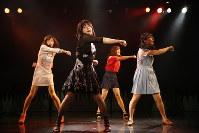 東京都内で今年6月に行われた「全力!歌劇団」の公演=全力!歌劇団提供