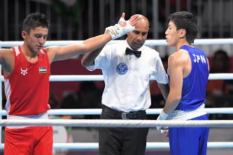 アジア大会:ボクシング連盟混乱...