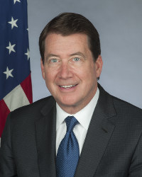 U.S. Ambassador to Japan William F. Hagerty