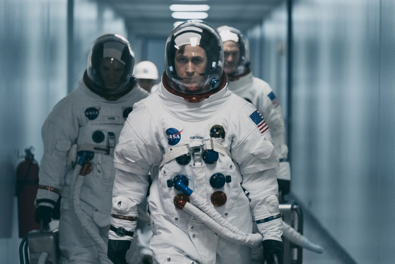 Neil Armstrong's sons defend moon landing film against flag critics