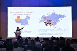 昨年5月の「中国新疆・欧州ハイレベル繊維フォーラム」には多くの企業が参加した