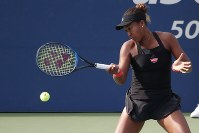【女子シングルス3回戦】世界ランキング33位のアリャクサンドラ・サスノビッチ(ベラルーシ)に6-0、6-0で快勝=ロイター