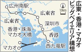 香港:高速鉄道、例外的な法律適...