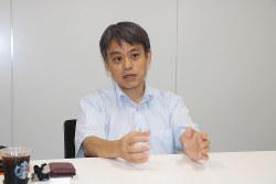 春田勉(ソニーセミコンダクタソリューションズ・車載事業部副事業部長)