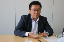 橋山秀一(TDK電子部品営業事業本部自動車グループ統括部長)